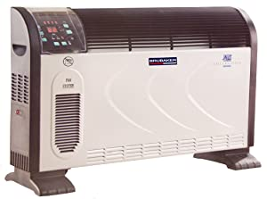 Heizung Konvektor Heizlüfter Heizgerät 2300 Watt Fernbedienung & Timer Stand/Wandgerät von AC Electronics by BRUBAKER  BaumarktKundenberichte und weitere Informationen