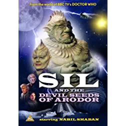 Doctor Who: Sil & The Devil Seeds Of Arodor
