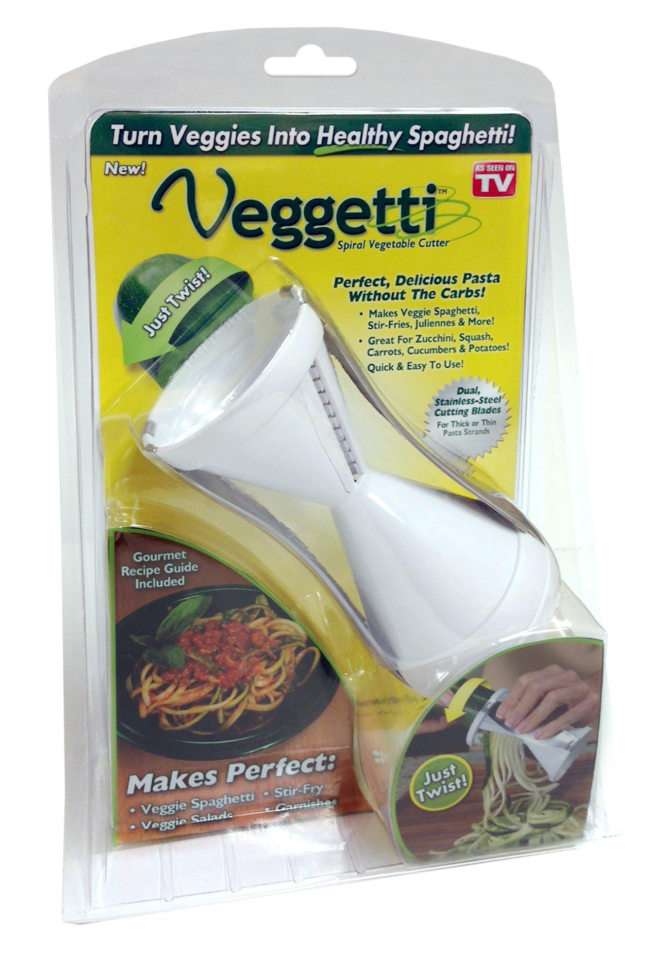 Veggetti Spiral Vegetable Cutter Slicer image