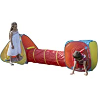 Traditional Garden Games Pop-Up Adventure Play Tent