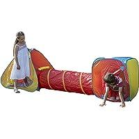 Traditional Garden Games Pop-Up Adventure Play Tent