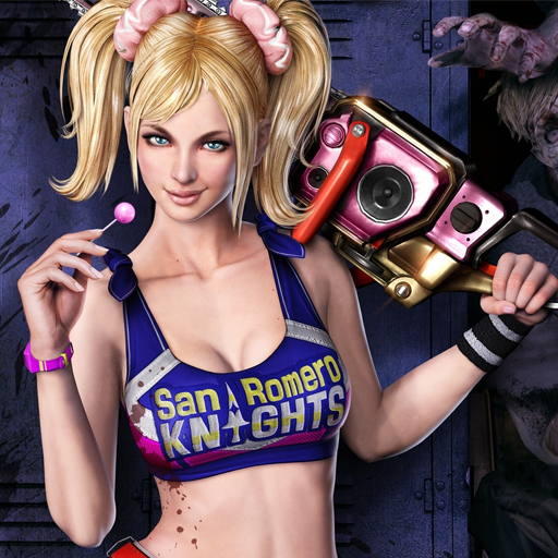 Lollipop Chainsaw Live Wallpapers