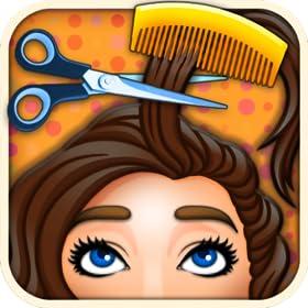 Hair Salon - Kids Games