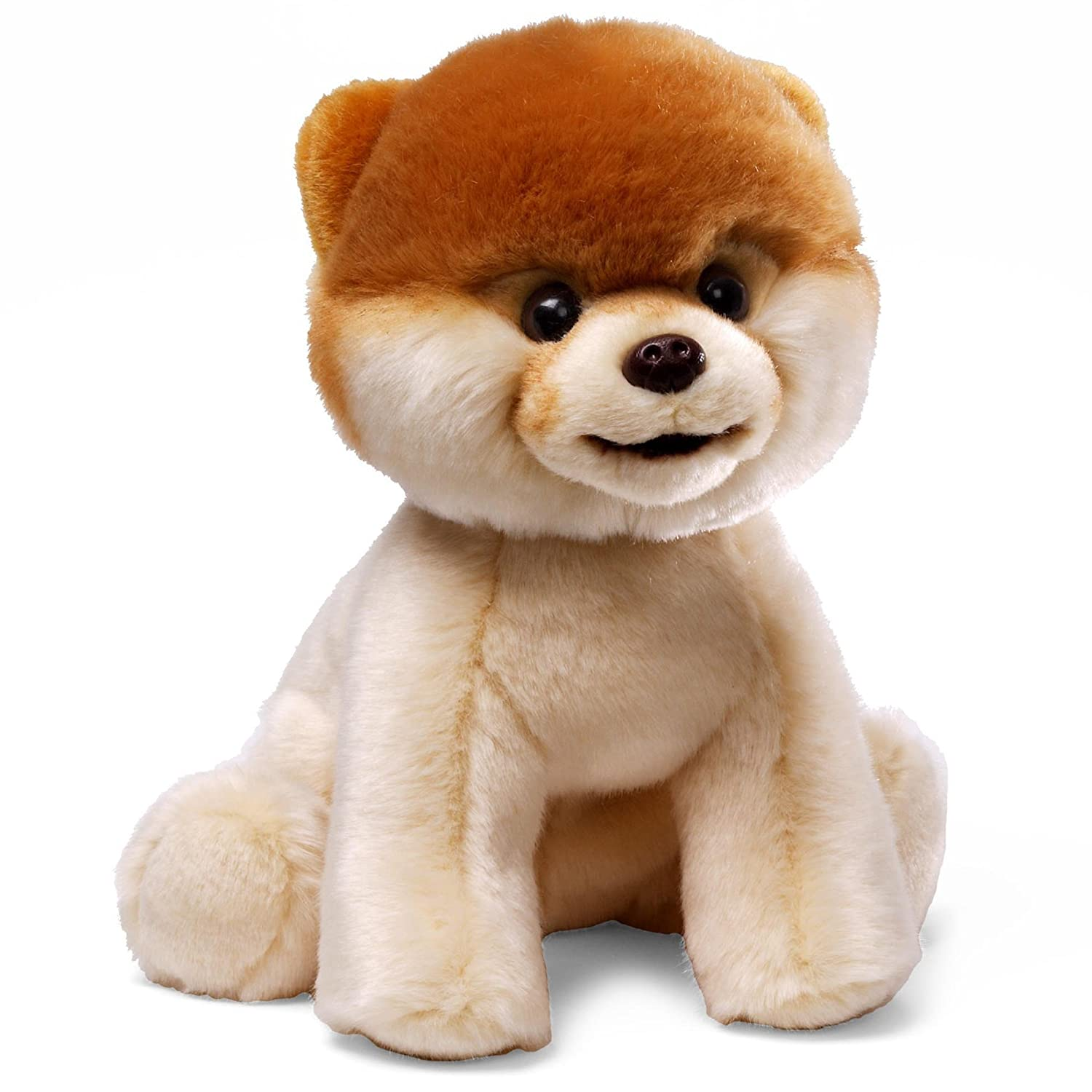 "Gund ""Boo"" Plush Dog"
