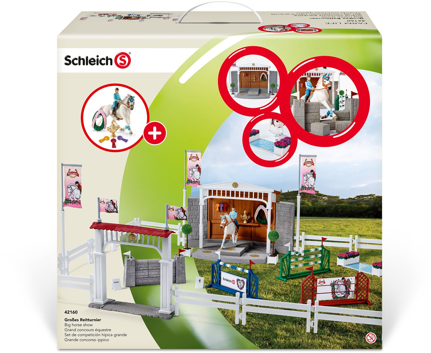 Schleich 42160 – Großes Reitturnier online kaufen