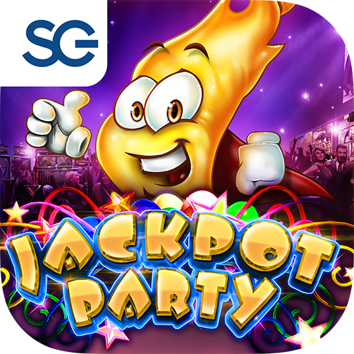 free slot jackpot party game