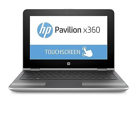 "HP Pavilion u001ns x360-13-portable 13,3"" Intel Core i (3-6100U RAM 4GB Disque dur 500GB Windows 10),-Argent-clavier espagnol QWERTY"