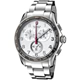 Victorinox Swiss Army Men's 241213 Chrono Classic XLS Watch (Color: Silver)