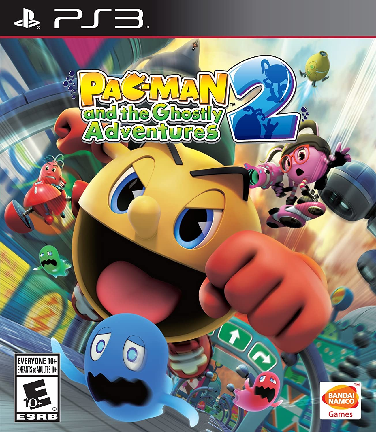 Pac-Man and the Ghostly Adventures 2 DOWNLOAD PS3 SUB ITA (2014)