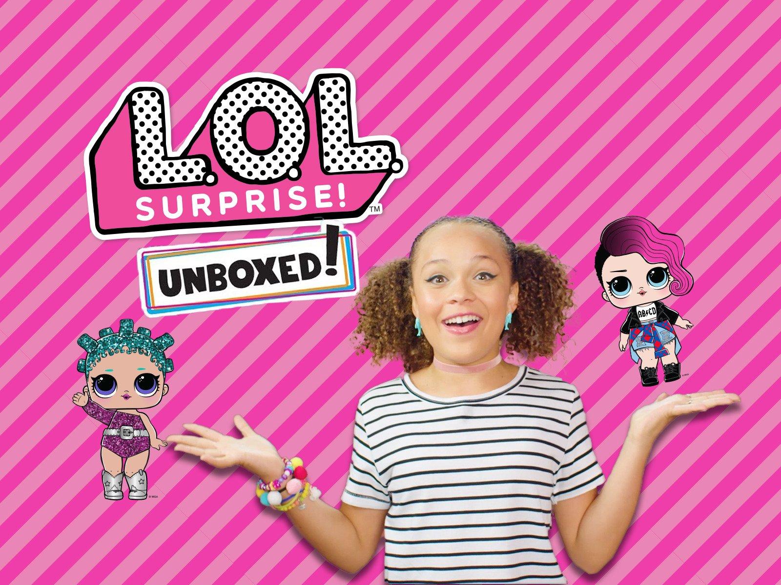 L.O.L. Surprise! Unboxed! - Season 1