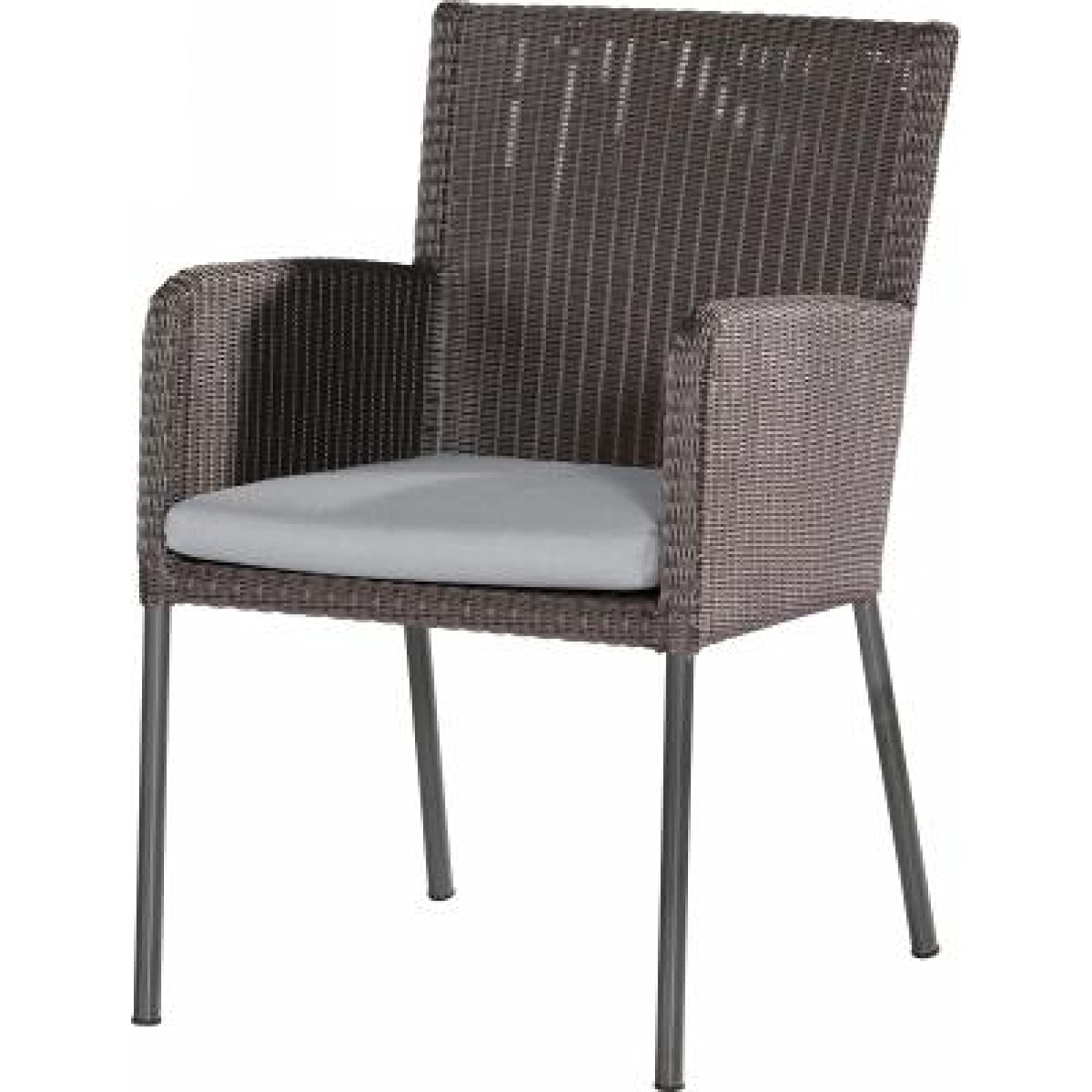 4Seasons Outdoor Aspen Sessel dining polyloom titanium