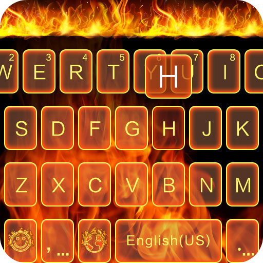 fire-theme-for-kika-keyboard