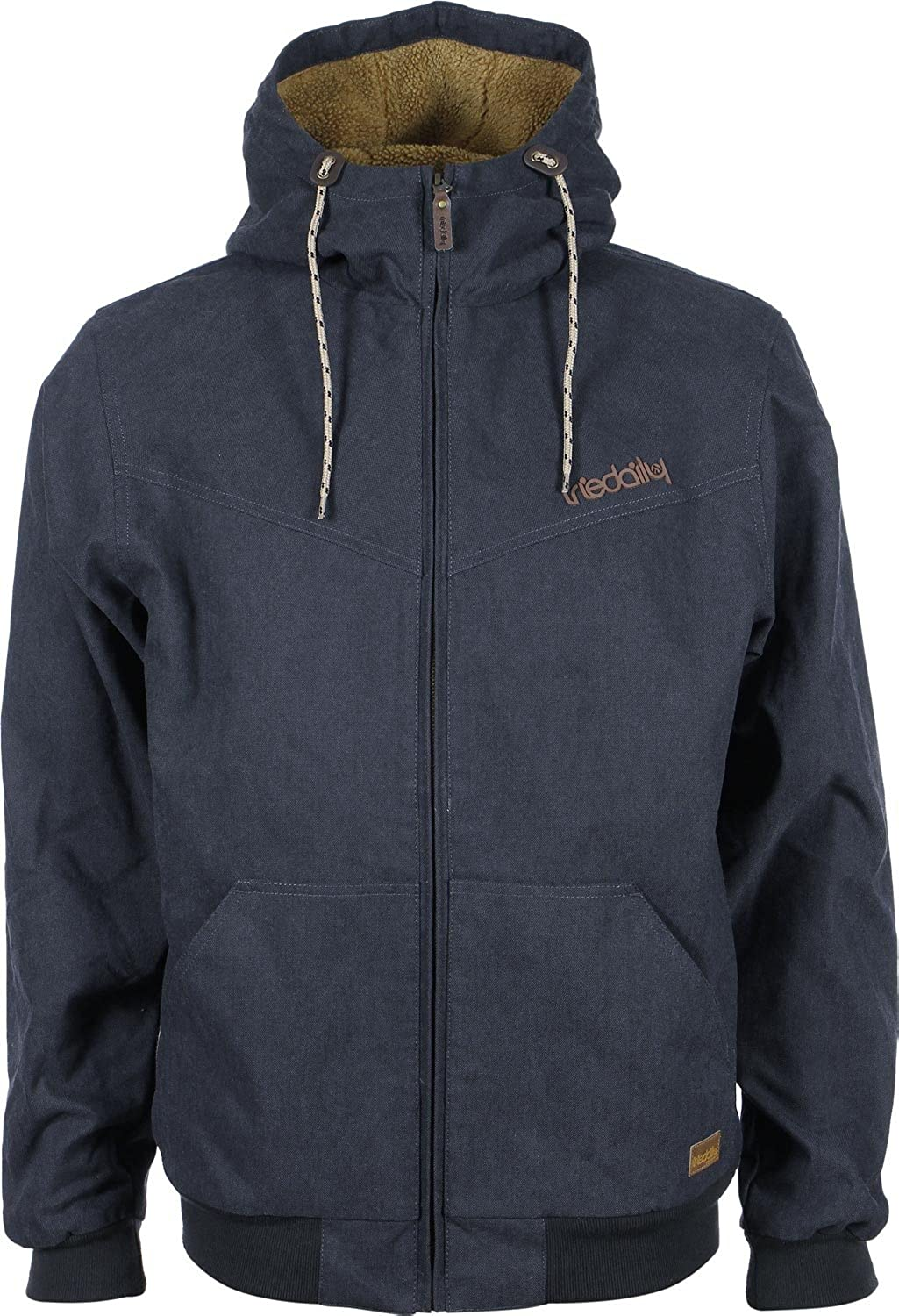 iriedaily Jacke Men DOCK 36 SWING JACKET Navy