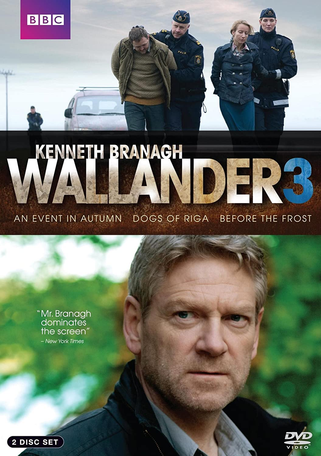 Wallander: Series 3
