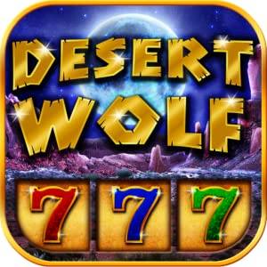 Desert Wolf Slots from Prestige Gaming