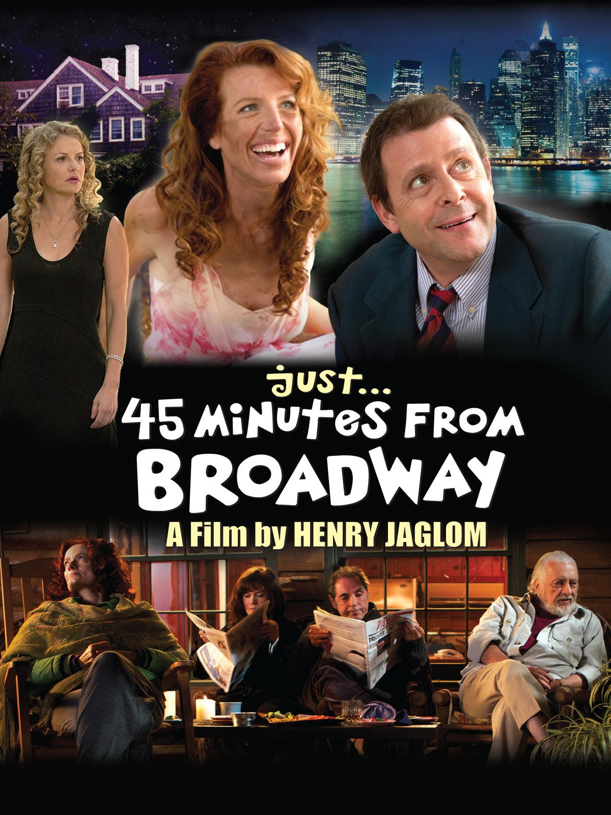 Just 45 Minutes from Broadway on Amazon Prime Video UK
