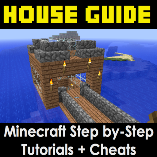House Ideas Guide For Minecraft: House Guide For Minecraft: Building Houses, Ideas
