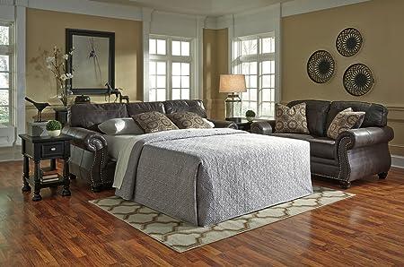 Breville Queen Sofa Sleeper in Charcoal