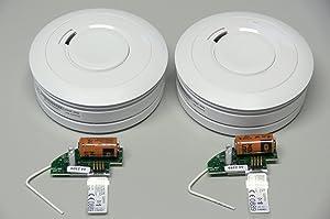 2er SET Rauchmelder Ei650W und Funkmodul Ei650M  BaumarktKritiken und weitere Informationen