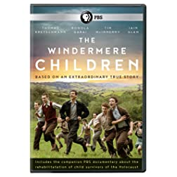 The Windermere Children (Drama and Documentary) DVD