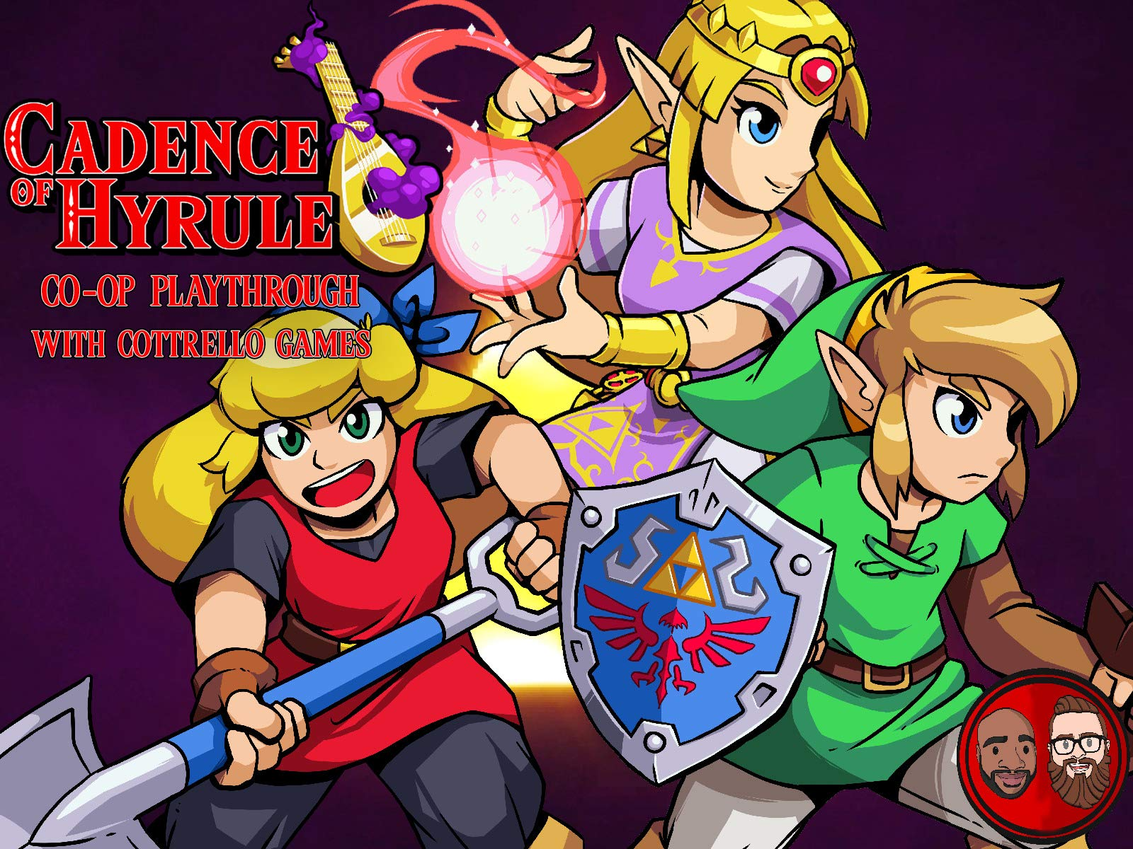 Cadence of Hyrule Co-Op Playthrough with Cottrello Games - Season 1