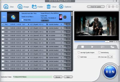 WinX DVD Ripper Platinum V7 [Download]
