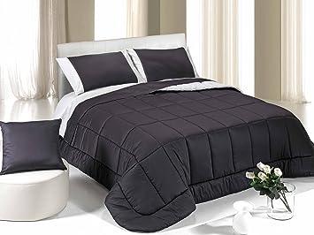 couettes d 39 hiver grand lit en en satin de coton noir cuisine noir cuisine maison m73. Black Bedroom Furniture Sets. Home Design Ideas