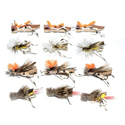 hopper flies fly fishing gift collection
