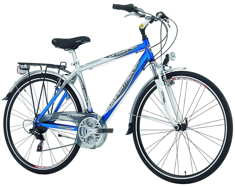 Bicicleta deportiva urbana y para largas distancias