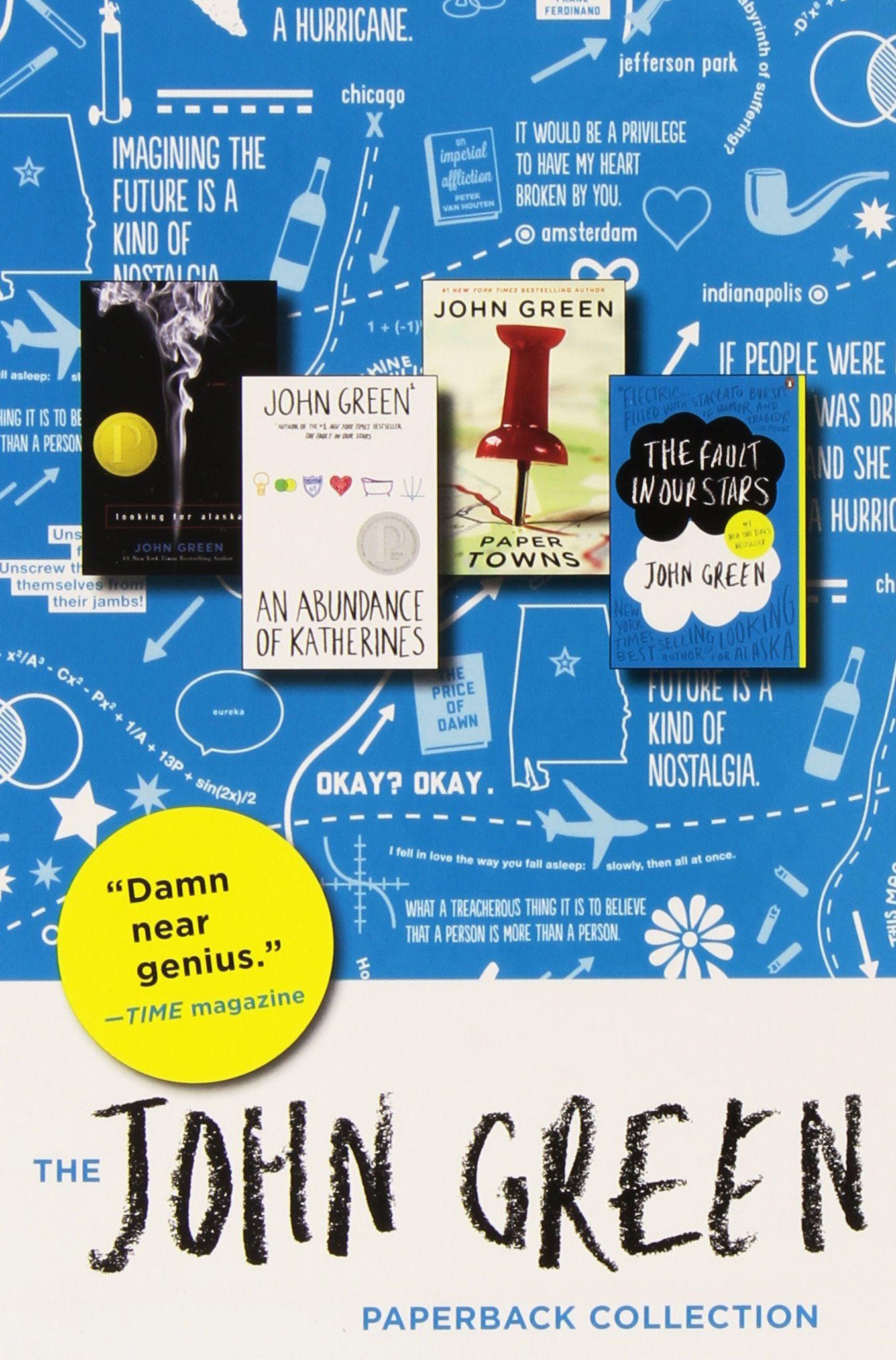 Buy John Green Box Set Book Online At Low Prices In India  John Green Box  Set Reviews & Ratings  Amazon