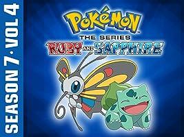 Pok�mon the Series: Ruby and Sapphire Season 7 Vol. 4