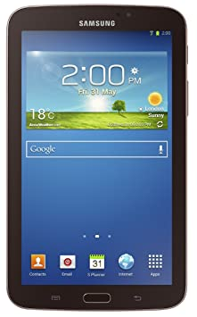 """Samsung Galaxy Tab 3 Tablette Tactile 7"""" 8 Go Android Wi-Fi Noir"""
