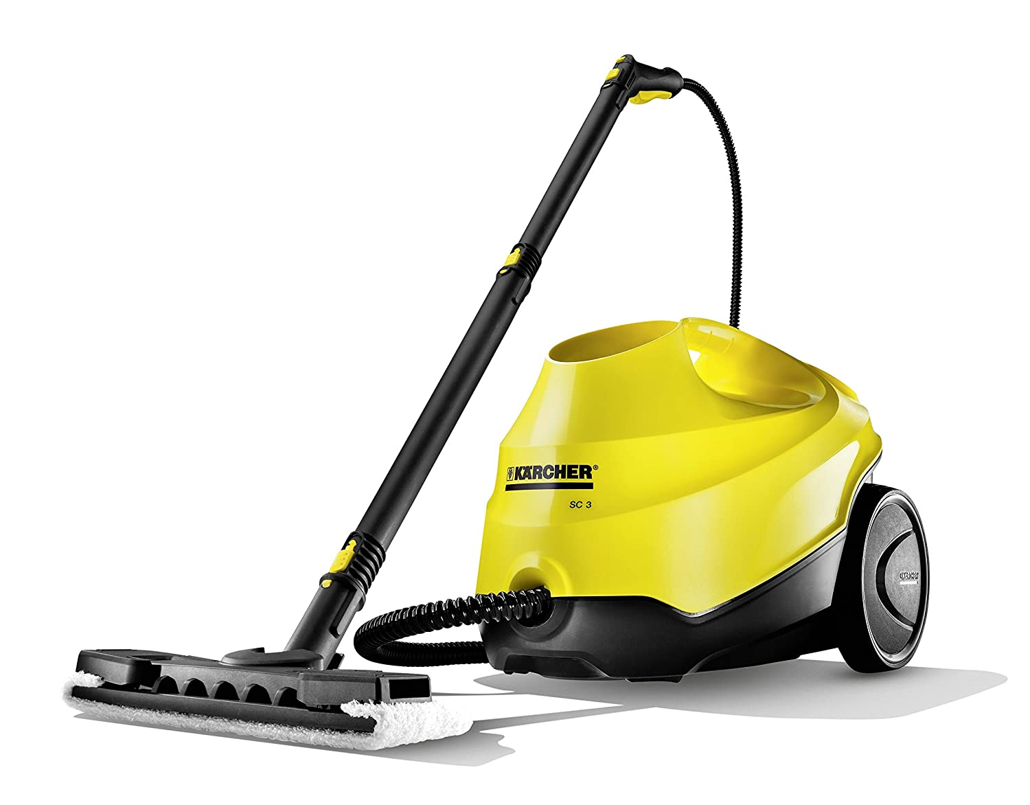 Karcher SC3 All in One Steam Cleaner 1900 W 35 Bar Review Carpet