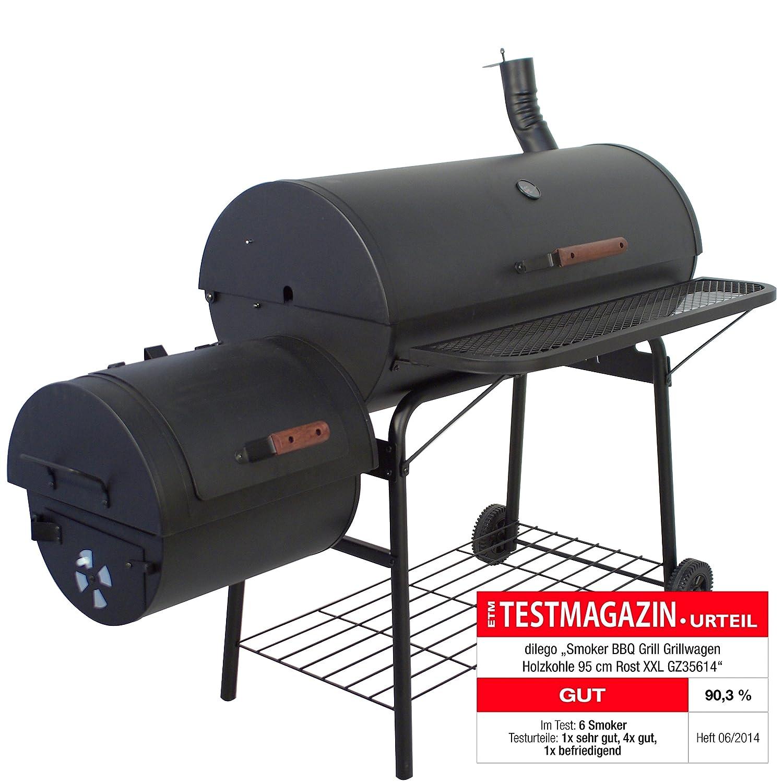 Nexos Smoker BBQ