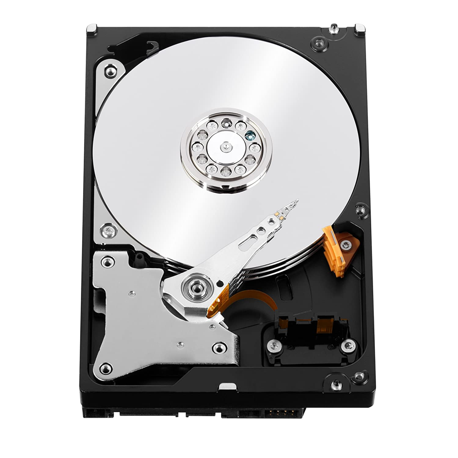 WD Red 3 TB NAS Hard Drive: 3.5 Inch, SATA III, 64 MB Cache &#8211; $139.99