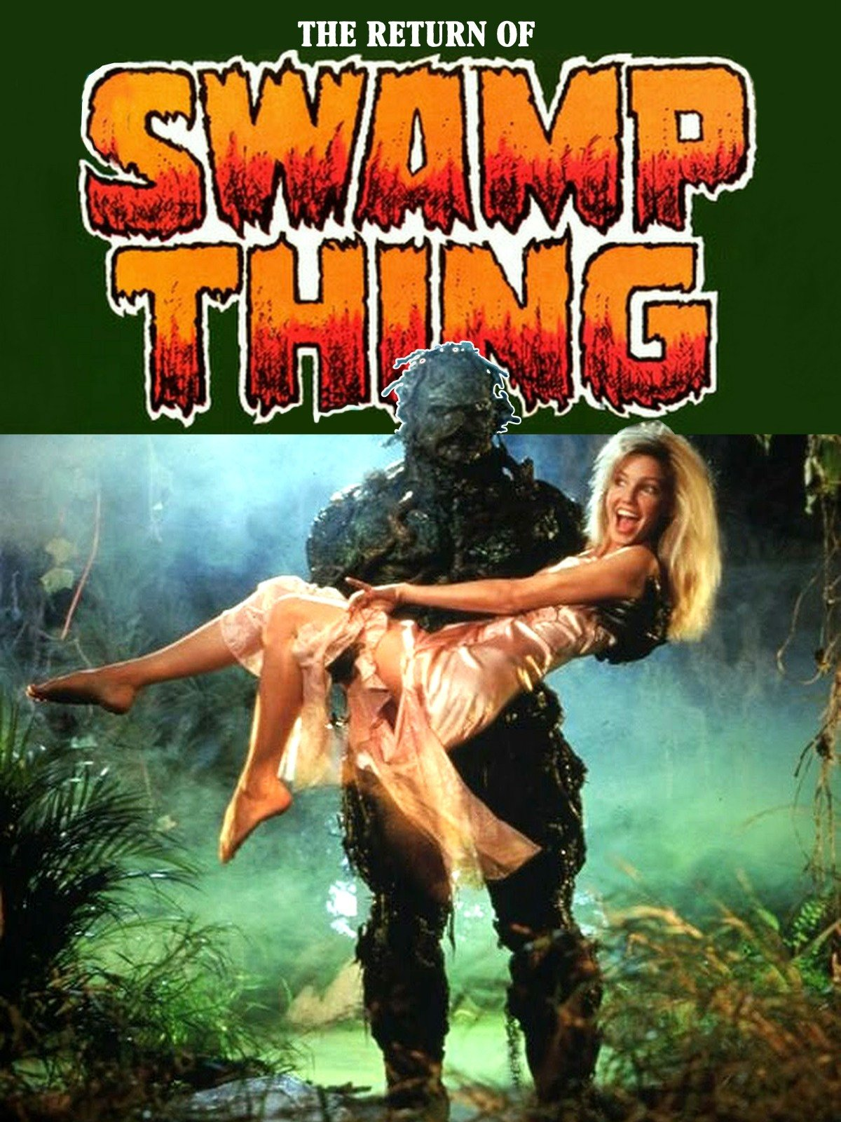 The Return of Swamp Thing on Amazon Prime Video UK