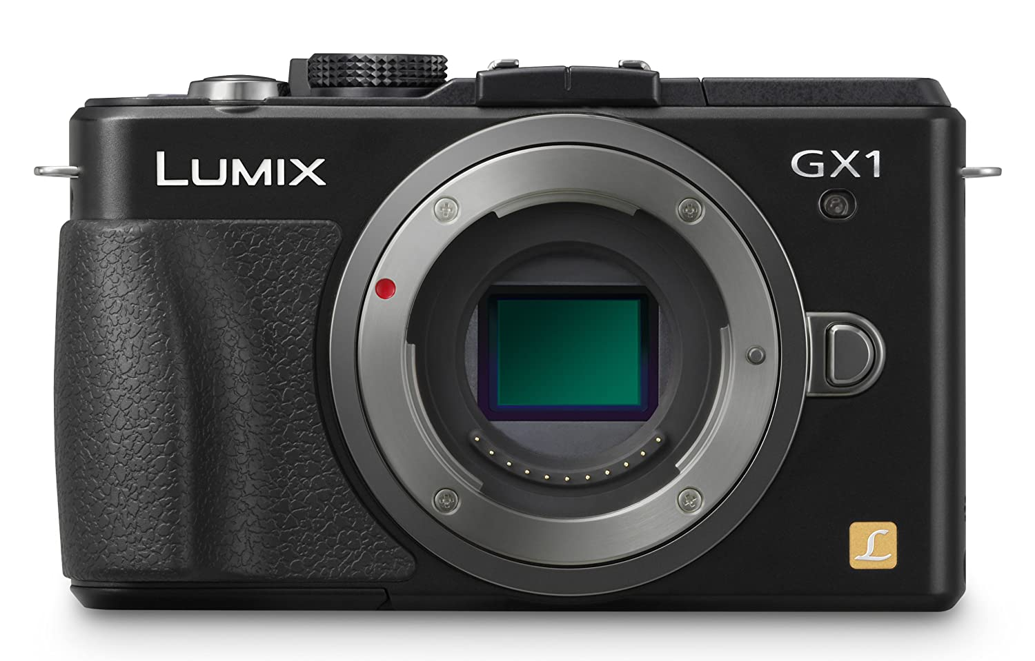 Panasonic Lumix DMC-GX1 16 MP Micro 4/3 Compact System Camera with 3-Inch LCD Touch Screen Body Only ($319.00)