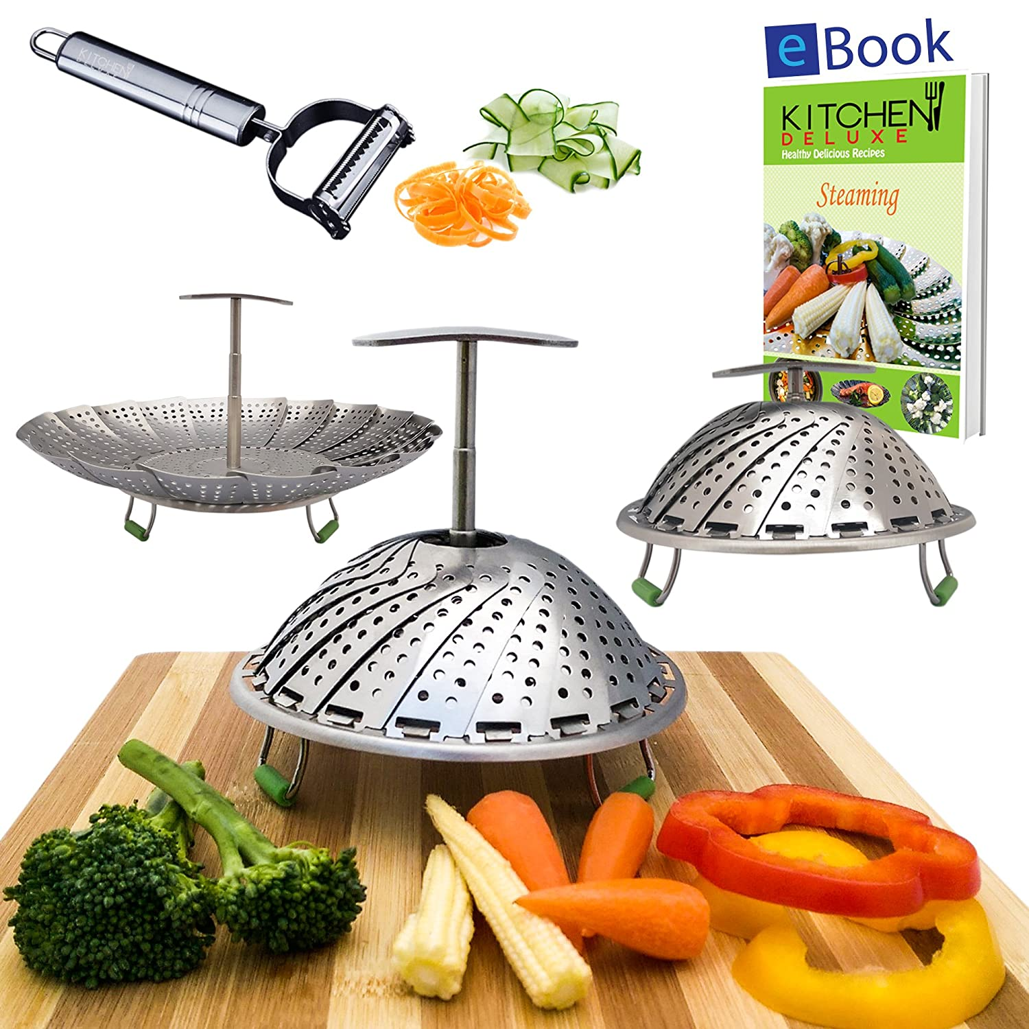 best vegetable steamer