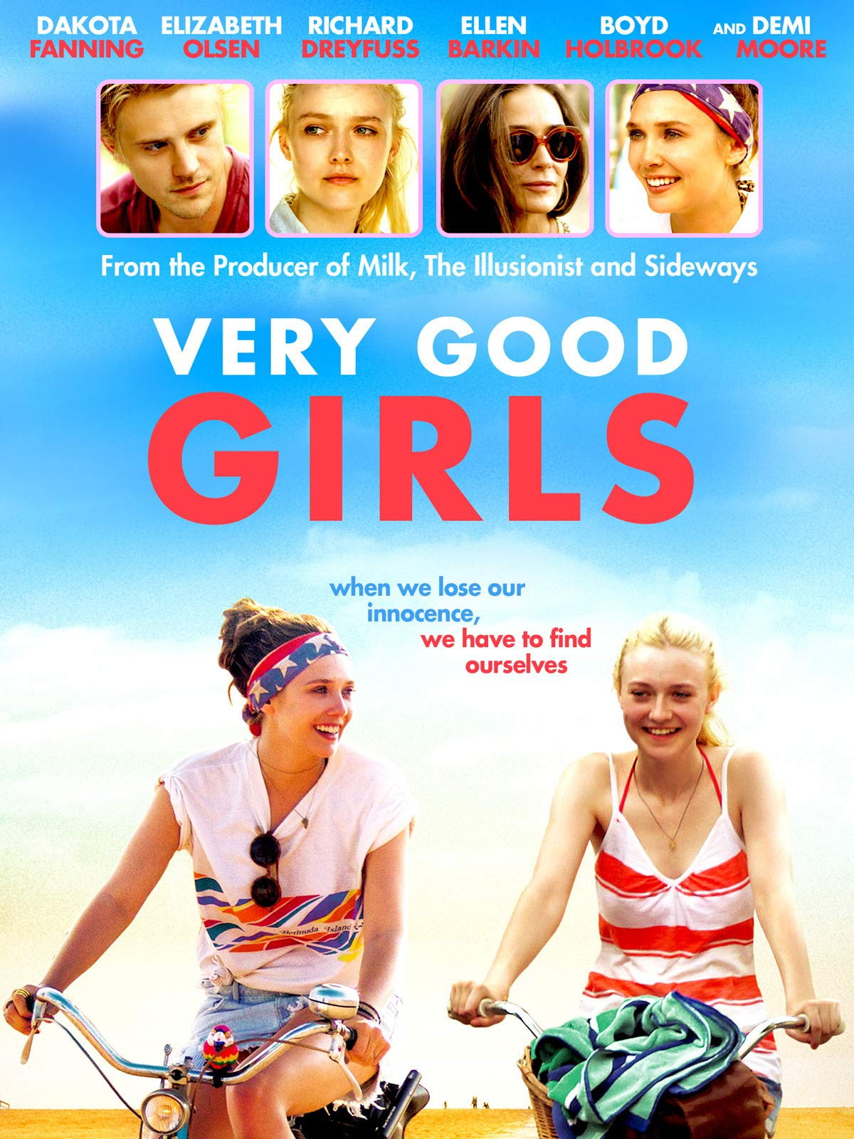 Very Good Girls on Amazon Prime Video UK