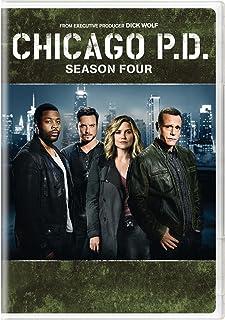 Book Cover: Chicago P.D.: Season Four