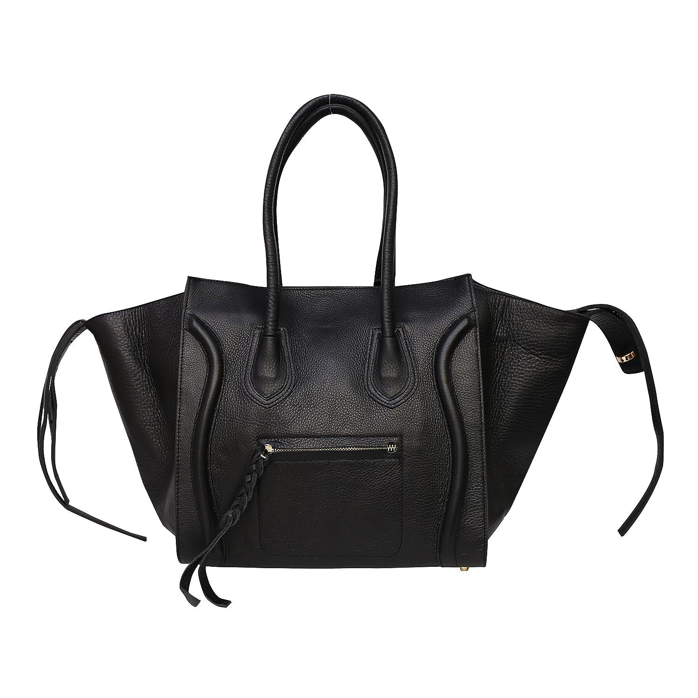 Amazon.co.jp: [ナルシャ]Narusya ラゲージ ファントム [グリーン] 本革 ショルダー トート レディース バッグ 2way: Amazonファッション:通販