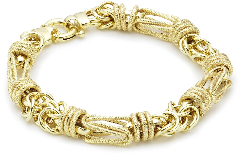 BOB C Damen-Armband 14 Karat 585 Gelbgold FA456645120 als Geschenk