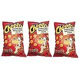 Sabritas Mexican Chips Large Bag (3-pack) (Botanas Mexicanas Bolsa Grande) ((3- Pack) Cheetos Bolitas 3.53 oz)