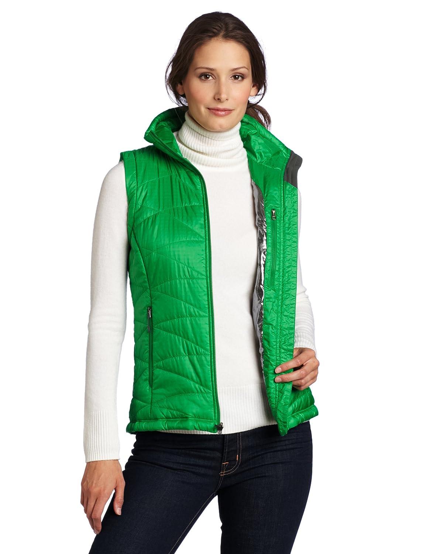 Columbia Women's Mighty Lite III Vest, Fuse  Green, Large