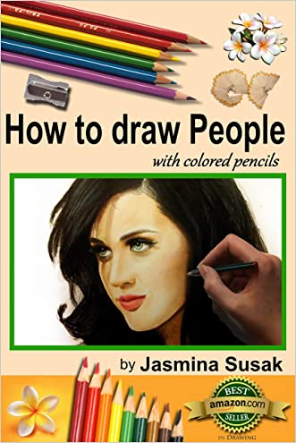 How to draw People: with colored pencils, How to Draw Realistic Faces, Learn to Draw Lifelike Heads from Photographs, Step-by-Step Drawing Tutorial, Drawing Face, Shading, How to draw human portraits