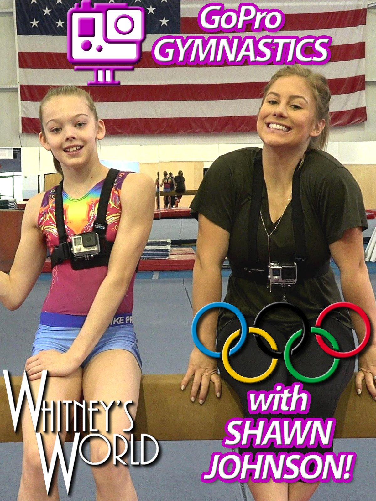 GoPro Gymnastics with Shawn Johnson
