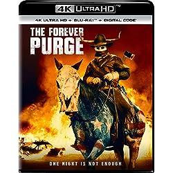 The Forever Purge [4K Ultra HD + Blu-ray]