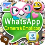 WhatsApp Camera ★Emoticons