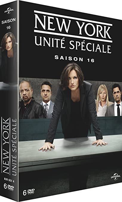 New York, unité spéciale - Saison 16