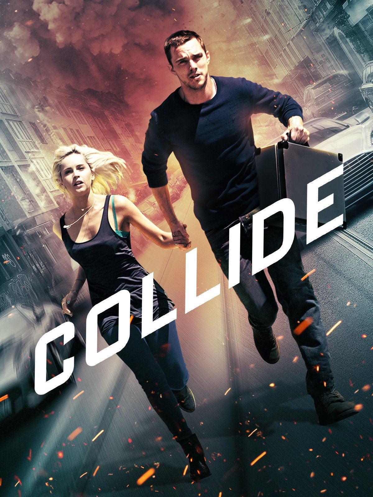 Collide on Amazon Prime Instant Video UK